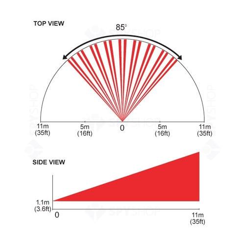 Lentila L1 orizontala Paradox PE-4