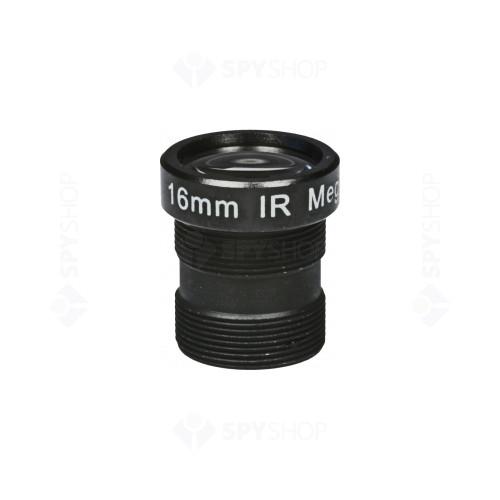 Lentila megapixel de 16 mm pentru camere video 016MTV