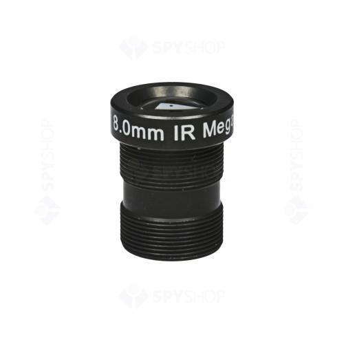 Lentila megapixel de 8 mm pentru camere video 08MTV