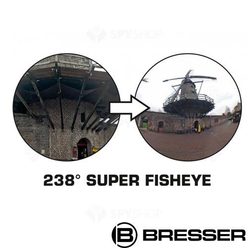 Lentila pentru smartphone Clip-on 238 grade Super Fisheye Bresser 8911000