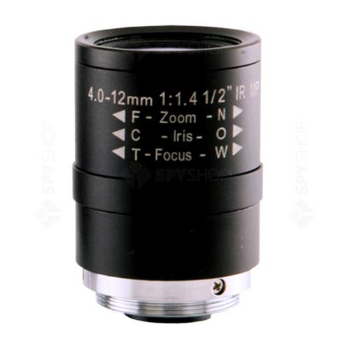 Lentila varifocala de 4.5-12 mm Arecont Vision MPL4-12