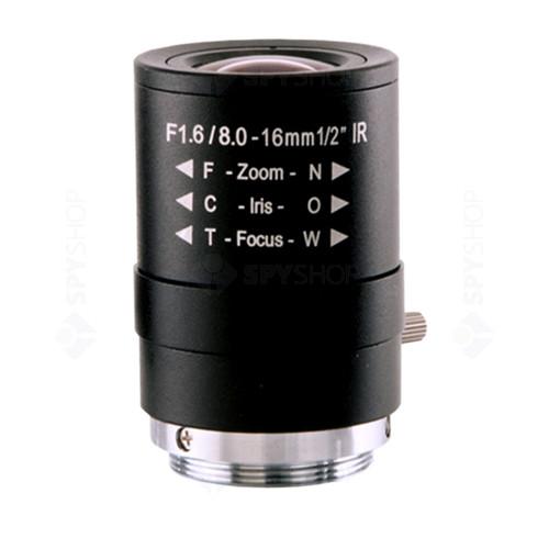 Lentila varifocala de 8-16 mm Arecont Vision MPL8-16