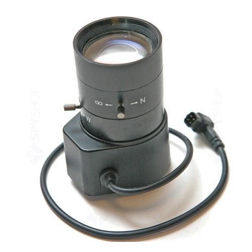 Lentila varifocala megapixel de 3.5-18 mm LVM 3.5x18