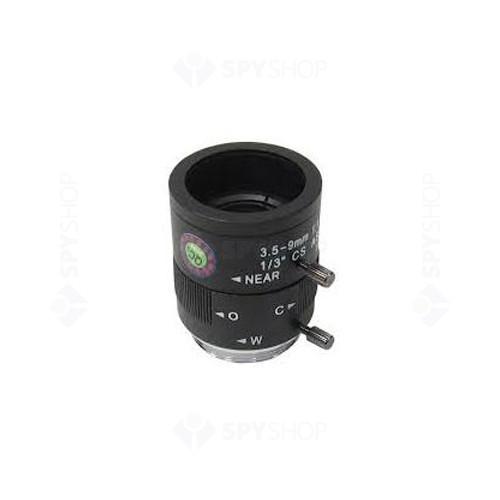 Lentila varifocala megapixel de 3.5-9 mm LVM 3.5x9
