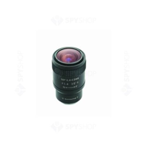 Lentila varifocala megapixel de 4.0-12 mm 0412V -3M