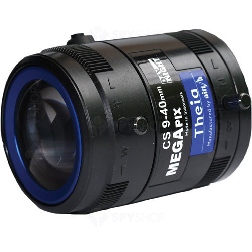 Lentila varifocala Megapixel de 9-40 mm Theia SL940M