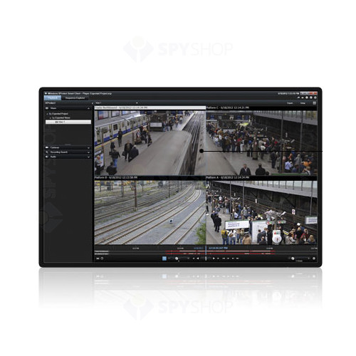 Licenta 1 canal video XProtect Enterprise MILESTONE YXPECL