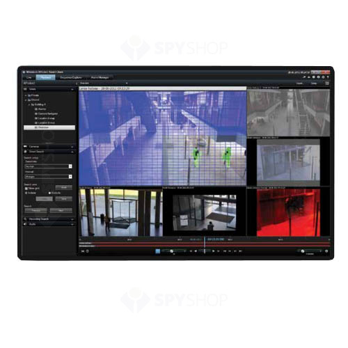 Licenta 1 canal video XProtect Professional Milestone Y2XPPCL