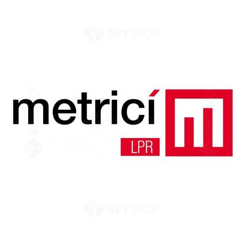 Licenta pentru o camera video IP Metrici LPR - EL