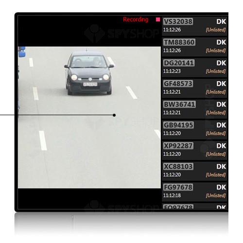 Licenta 1 canal video XPROTECT LPR Milestone YXPLPRCL
