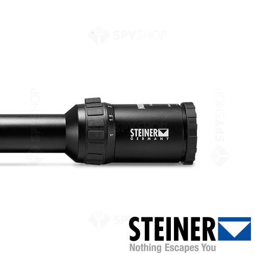 Luneta de arma Steiner Nighthunter Xtreme 1-5x24