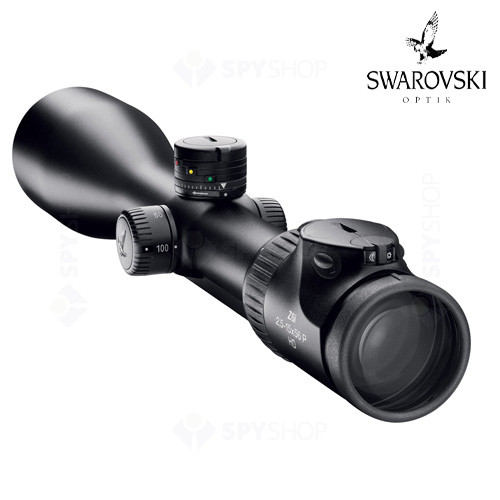 Luneta de arma Swarovski Z6i 2.5-15x56 P BT SR