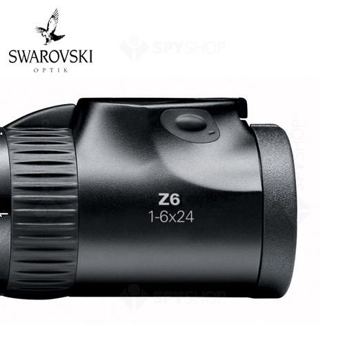 Luneta de arma Swarovski Z6 1-6x24 L