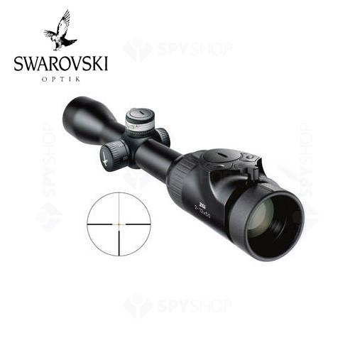 Luneta de arma Swarovski Z6i 2-12x50 BT SR