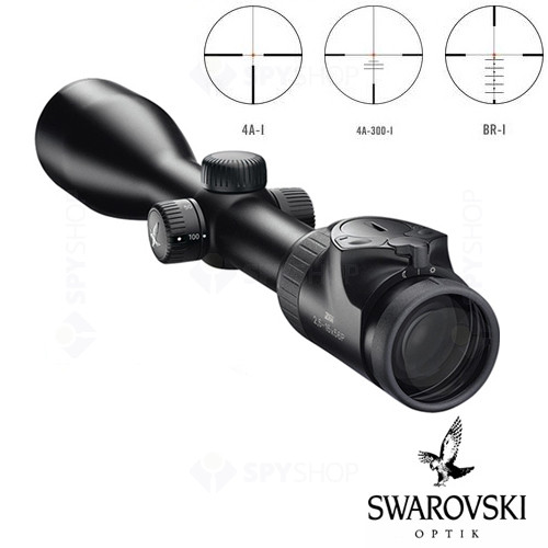 Luneta de arma Swarovski Z6i 2.5-15x44 P L