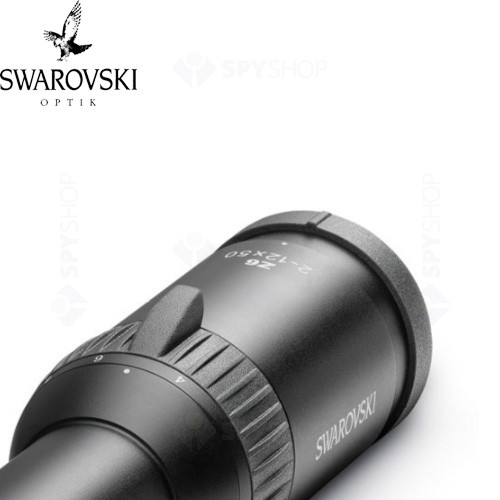 Luneta de arma Swarvovski Z6 2-12x50 L