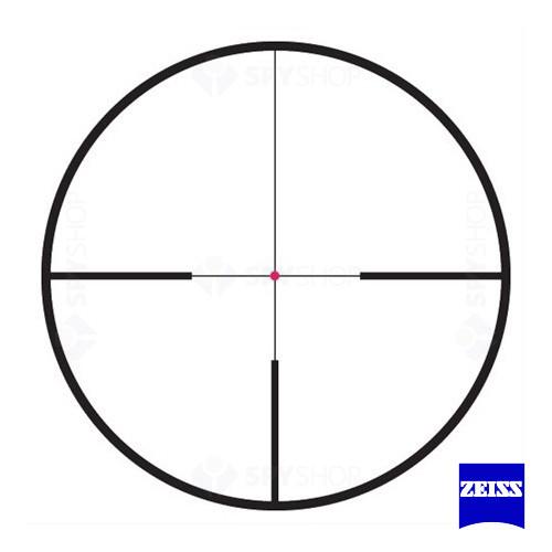 Luneta de arma Zeiss Victory HT M 2,5-10X50/IR60/D30 ASV
