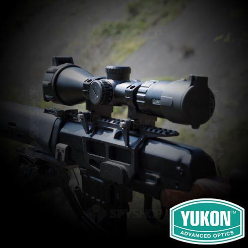 Luneta de arma Yukon Craft 3-12x56 23022