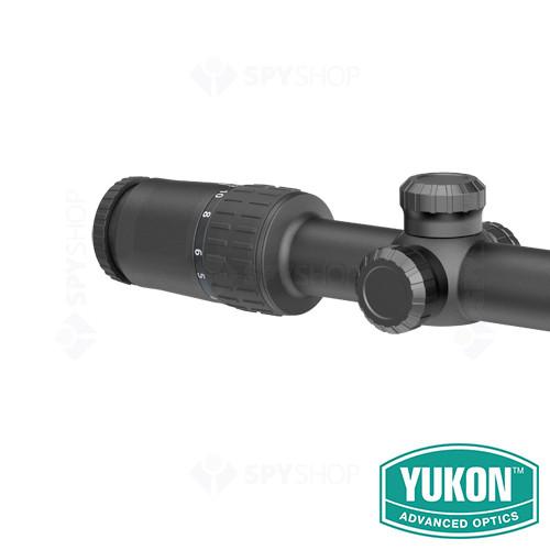 Luneta de arma Yukon Jaeger 3-12x56 M01