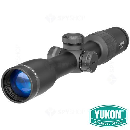Luneta de arma Yukon Jaeger 3-9x40 X01i