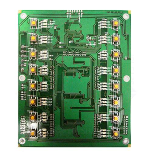 Magistrala periferica 16 comutatoare MXP-538