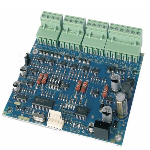 Magistrala periferica card 4 iesiri sirene Mxp-034F-BXP
