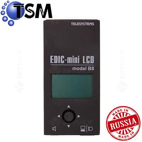 Micro Reportofon digital Profesional TSM Edic-Miny LCD B8-600h