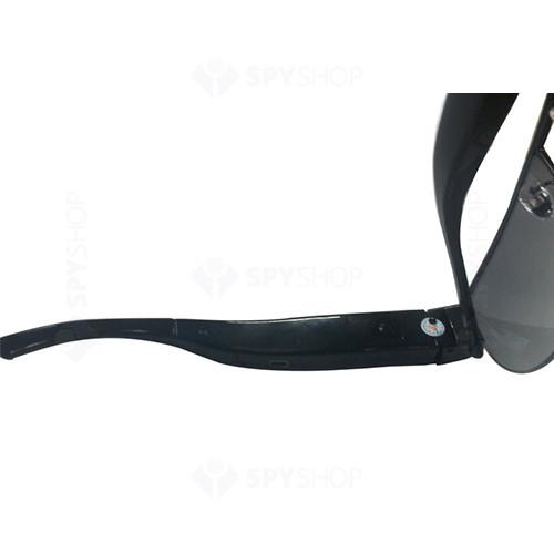 Microcamera HD ascunsa in ochelari de soare X100