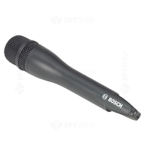Microfon portabil wireless Bosch MW1-HTX-F4, 193 canale, LCD, 15 ore
