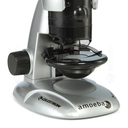 Microscop digital Amoeba cu dubla utilizare Celestron 44326