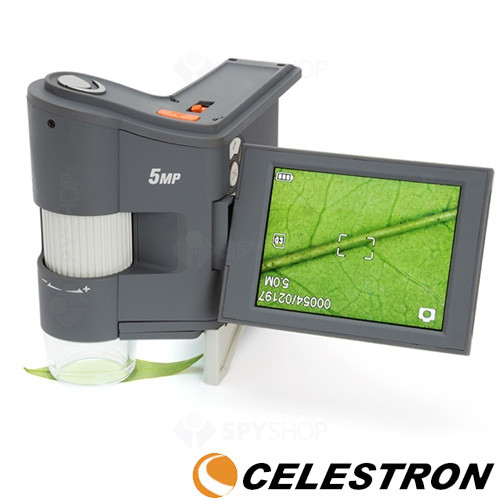 Microscop digital Celestron Flipview 5MP