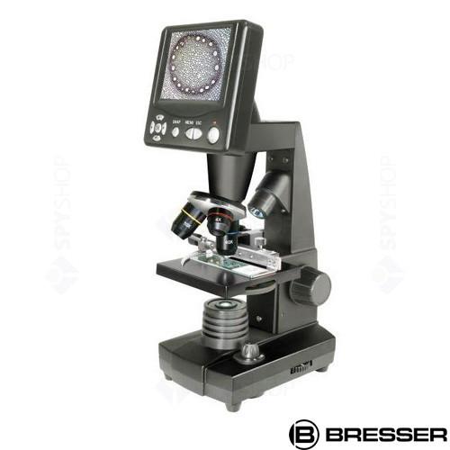 Microscop digital cu ecran LCD 5 megapixel Bresser 5201000