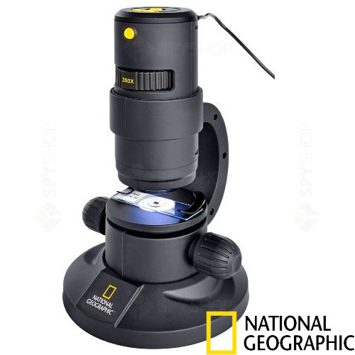 Microscop digital 350x National Geographic 9011400