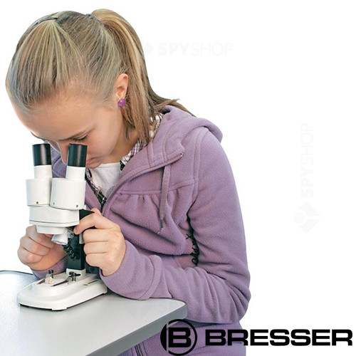 Microscop optic 20x Bresser Junior 8852000