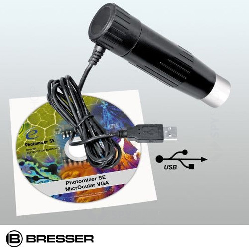 Microscop optic Biolux NV 20x-1280x Bresser 5116200