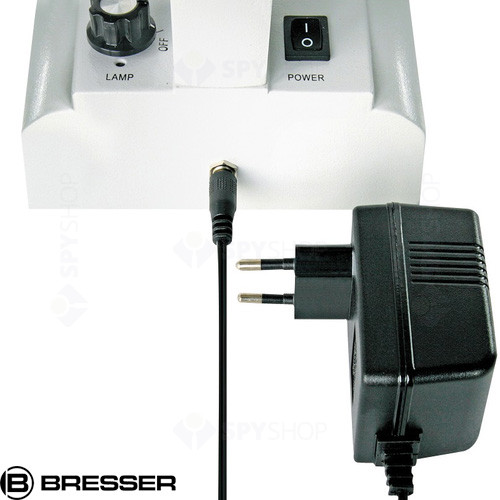 Microscop optic Researcher ICD LED 80x Bresser 5803100