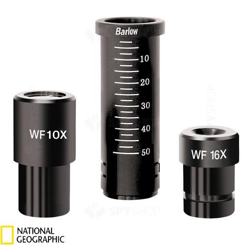 Microscop optic 40-1280x National Geographic 9039000