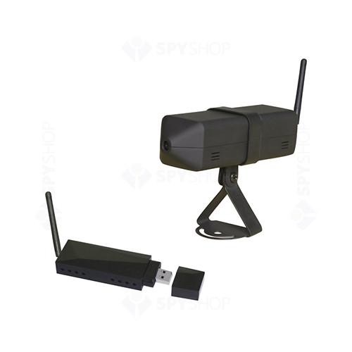 Mini camera wireless cu receiver KS80