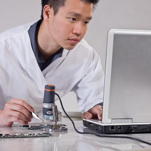 Mini microscop digital compact Celestron 302 444302