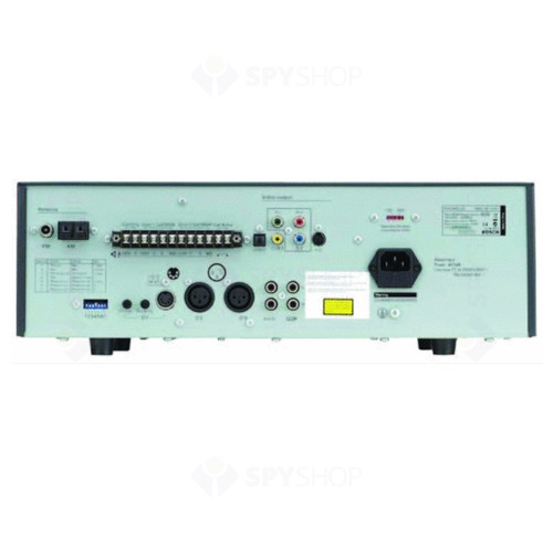 Mixer amplificator cu 2 zone de 120W Bosch PLN-2AIO120