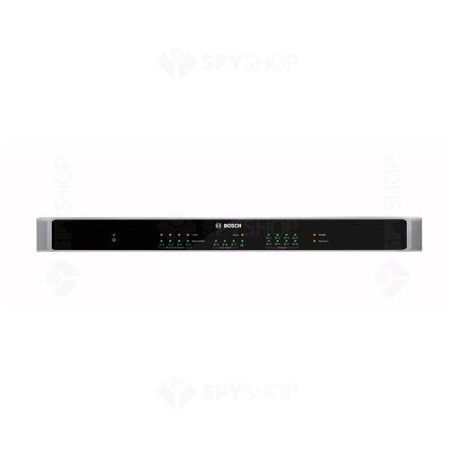 Mixer DSP Bosch PLENA PLM-8M8, 8 canale, 4 intrari