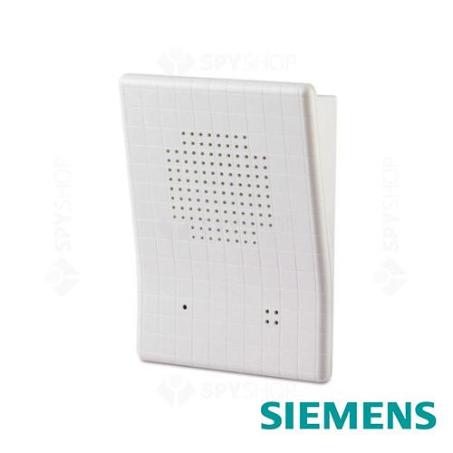 Modul adresabil cu microfon si difuzor Siemens WAC12