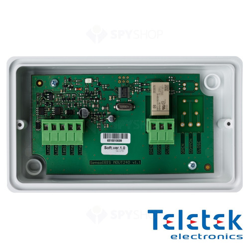 Modul adresabil de control cu 1 iesire Teletek SensoIris MOUT-240