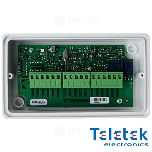 Modul adresabil pentru monitorizare cu 4 intrari Teletek SensoIris MIO40