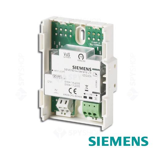 Modul cu 1 intrare adresabila Siemens FDCI221