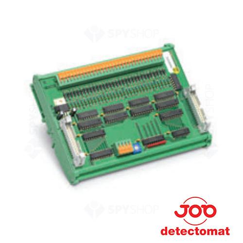Modul cu 8 iesiri monitorizate Detectomat SC 8
