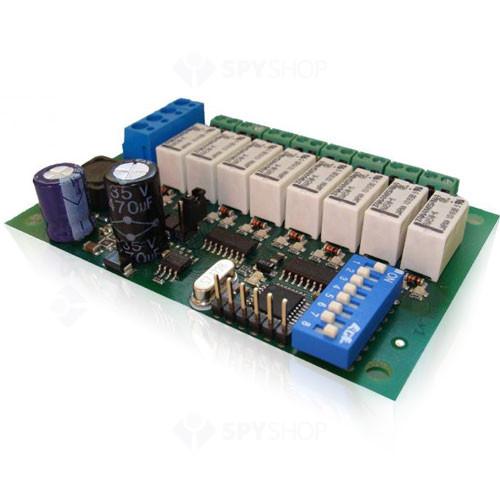 Modul cu 8 relee IDT LG-8R