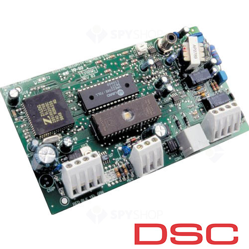 Modul de control si comanda audio DSC ESCORT 4580