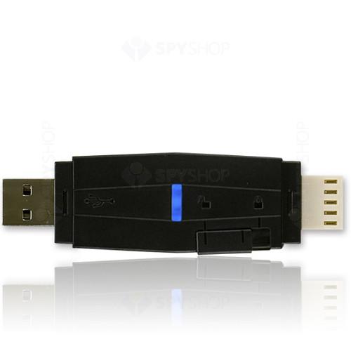 Modul de memorie portabil Paradox PMC5, conectare USB/5 pini