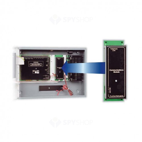 Comunicator de tip modem telefonic PSTN Kentec K556P